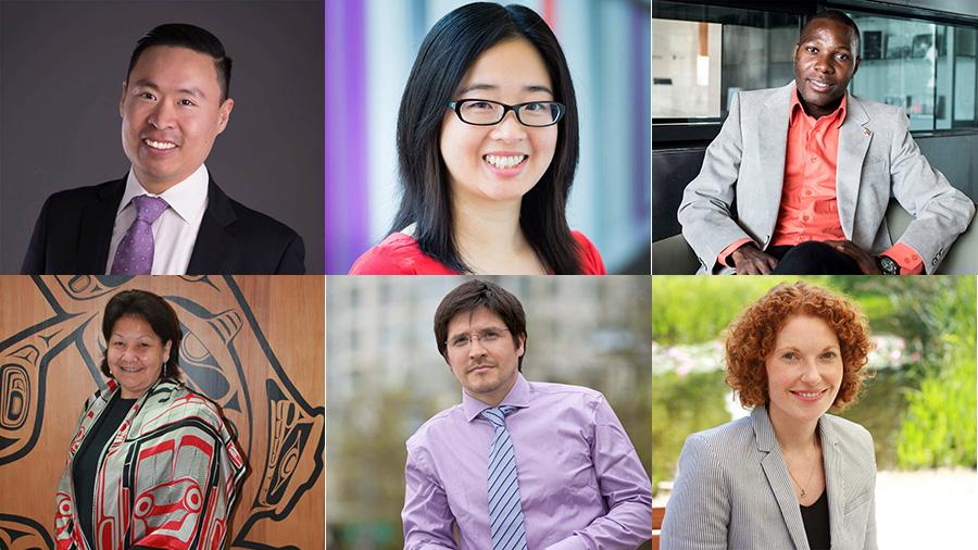 UBC Graduate School Alumni