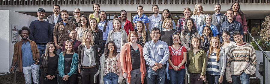 The 2016-17 PSI scholars, photo credit: Efe Peker