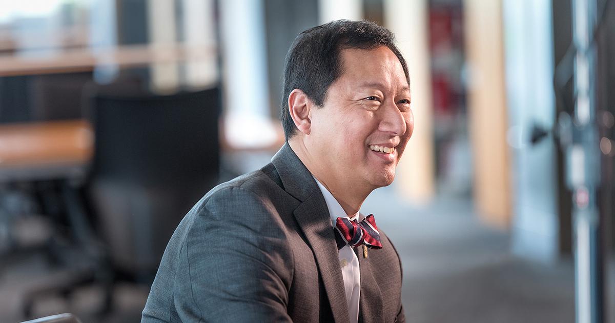 Santa Ono, UBC President and Vice-Chancellor