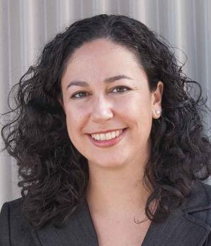 photo of Melanie Badali, UBC alum