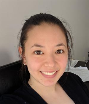 UBC graduate student Michèle Cheng