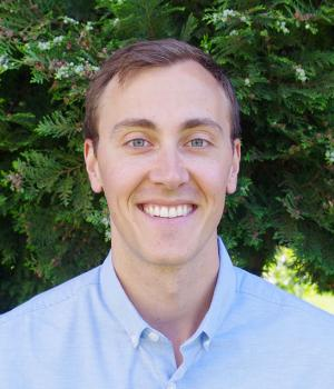 UBC graduate student Ben Dantzer
