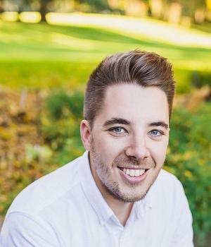 UBC graduate student Kyle Gooderham