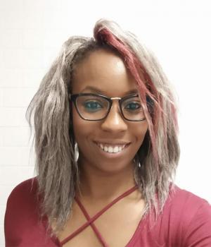 UBC graduate student Priye Iworima