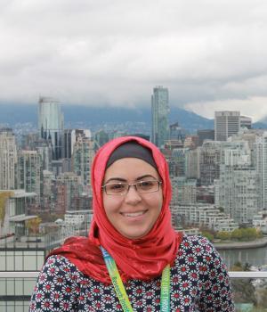 Karama Asleh, UBC graduate student, Interdisciplinary Oncology