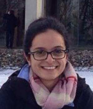 UBC graduate student Mahsa Khalili