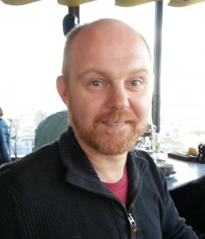 UBC graduate student Jason Leslie