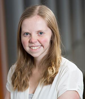 UBC graduate student Katherine MacDonald