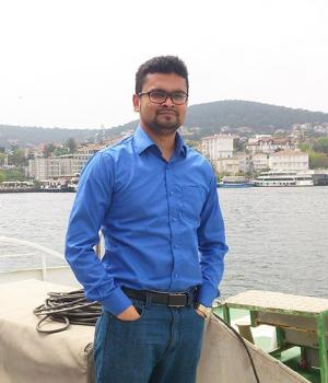 Mohammad Rafiuzzaman, International Doctoral Fellow