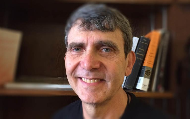 HIllel Goelman, Chair of ISGP, is retiring from UBC on Sept. 1