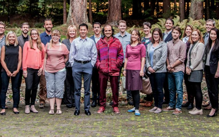 Members of UBC's pilot Public Scholars Initiative