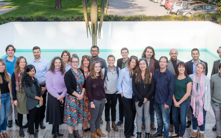 New Public Scholars - 2019-2020