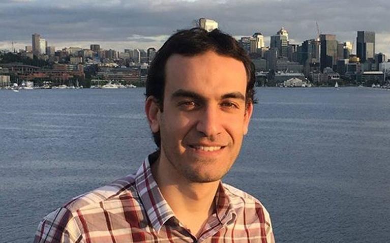 UBC doctoral student Alaa Eldin Abdelaal