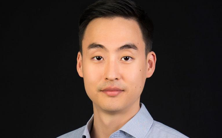 UBC graduate student Daniel Ji