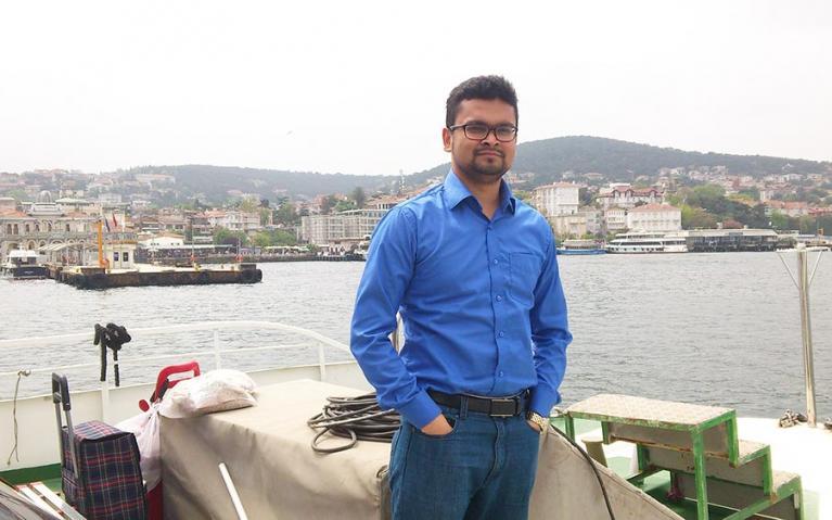 Mohammad Rafiuzzaman, International Doctoral Fellow