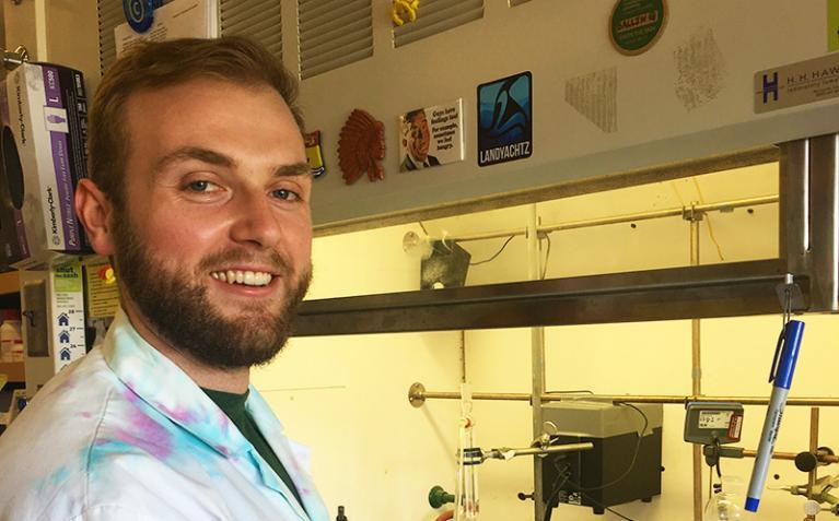 Thomas Kostelnik, PhD student