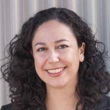 photo of Melanie Badali, UBC alum