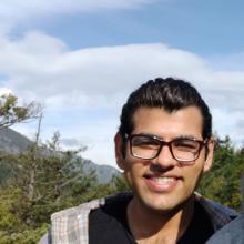 Shubham Arora, UBC graduate student ambassador