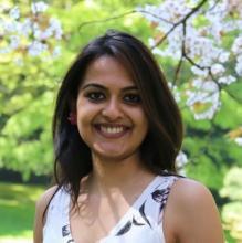 Aarya Chithran, UBC graduate student