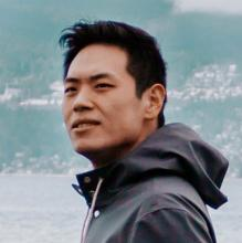 UBC graduate student Daniel He