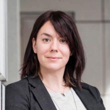 Hazel Hollingdale, UBC PhD student