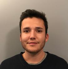 Robbie Knott, UBC graduate student