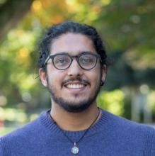 UBC graduate student Raahil Madhok