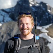 UBC graduate student Jonathan Reich