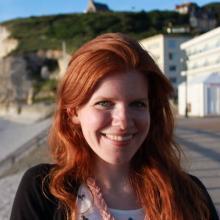 UBC graduate student Samantha Schaffner