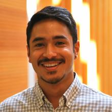 UBC graduate student Pranav Shrestha