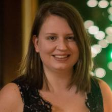 UBC graduate student Sophie Smit